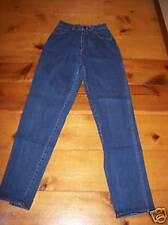 Danik Jeans Size 9 Dark Blue Straight Leg jean