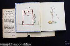 Pumpkin Moonshine ~ Tasha Tudor ~ 1938 1ST ED. 1ST Printing ~ D/Jacket, Scarce