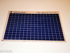 Microfiche Catalogo Ricambi Suzuki a 250 Stand 08/1998