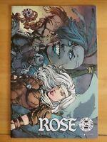 ROSE #4b (2018 IMAGE Comics) ~ VF/NM Comic Book