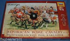 Zvezda 8038. repubblicano romano CAVALLERIA. SCALA 1/72 PLASTICA NON VERNICIATA