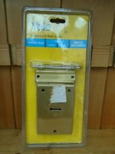 Yale Traditional Rim Lock Approx 104mm x 76mm Basic Security