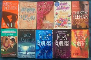 Secondhand used books historical romantic fiction various authors