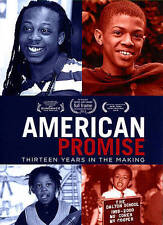 American Promise (DVD, Documentary, Urban, Joe Brewster, 2014)