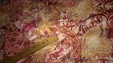 tissu suedine daim velours imprime extensible 50x140 cm