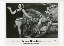 SEVEN BEAUTIES Original Movie Still 8x10 Farce, Shirley Stoler 1975 5616