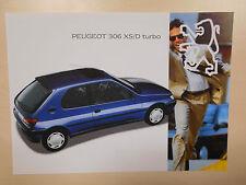 Catalogue PEUGEOT 306 XS / D TURBO