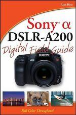 Sony Alpha DSLR-A200 by Hess, Alan