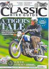 CLASSIC BIKE GUIDE-MARCH 2016 (NEW COPY)Post included to U.K. Europe,USA,Canada