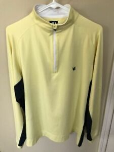 New Without Tags Footjoy Men's Large 1/4 Zip Pullover