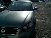 Driver Rear Knuckle/Stub With ABS Excluding Se-r Fits 02-06 ALTIMA 314226