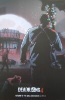 "E3 PAX Capcom Dead Rising 4 GameStop Expo 2016 Exclusive Poster 16"" x 24"""
