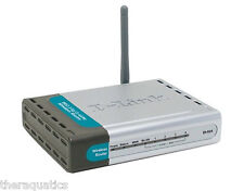 D-Link DI-524 54 Mbps 1-Port 10/100 Wireless G Router SECOND FREE SHIPPING