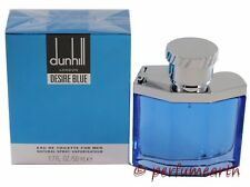 Dunhill London Desire Blue 1.6/1.7oz Edt Spray For Men New In Box