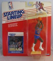 1988 Gerald Wilkins - Starting Lineup - SLU - Sports Figurine - NEW YORK KNICKS