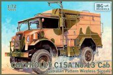 Chevrolet C15a N13 CAB Wireless Australian Pattern 1/72 IBG
