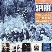 Spirit - Original Album Classics SERIES (2011),5 CD BOX SET,VINYL REPLICA SLEEVE