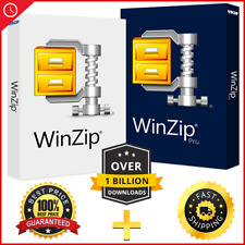 WinZip Pro 24 Full Version Lifetime Licence For Win Fast Delivery