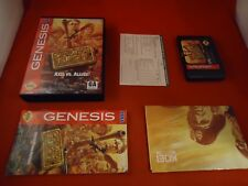 Operation Europe: Path to Victory 1939-45 (Sega Genesis, 1994) COMPLETE  #K1