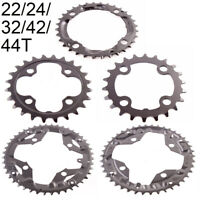 Chainring MTB Mountain Bike Repair Disk Chain Ring 44T 42T 32T 24T 22T 64/104BCD