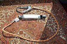 Safety Lanyard with Energy Absorber 6ft. Large hook , Ce cert. 2 in this lot
