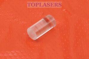 5mm Diameter K9 Glass Cylinder Line Laser Lens Optical Lenses Cylindrical Mirror