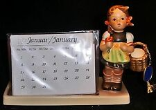 """M. I. HUMMEL...PERPETUAL CALENDER...(PICTURE HOLDER)...MARK#7....""""SISTER""""....NEW"""