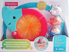 Fisher-Price Splash And Scoop Elephant