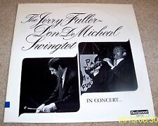 JERRY FULLER-DON DeMICHAEL SWINGTET - In Concert - 1976 Fleetwood BMC 5126