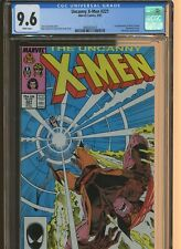 Uncanny X-Men 221 CGC 9.6 | Marvel 1987 | 1st Mister Sinister - Nathaniel Essex.