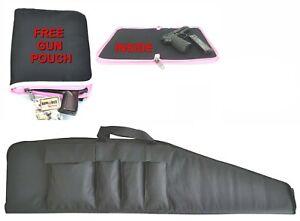 Explorer Classic Tactical Long Rifle Gun Bag Firearm Case Lockable Compartment