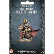 Ulrik the Slayer Space Wolves Warhammer 40K NIB Flipside