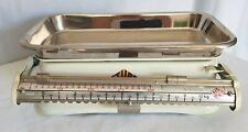 Alte Stube Waage Vintage Küchenwaage Creme 10 KG
