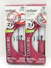 Covergirl outlast all day lip color ultra violet 580 (2X)