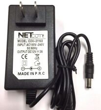 AC DC 100-240V 12V 3A Power Supply Adapter Charger