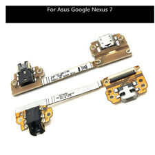 Asus Google Nexus 7 Flex Cable Charging Port dock & Headphone Jack 1st Gen UK