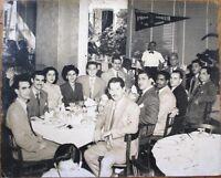 Havana/Habana, Cuba 1940s 8x10 Restaurant Photograph, Black & White People