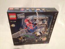Lego Studios 1376 Spider-Man Action Studio NEUF 1 édition
