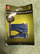 pocket diamond knife sharpener