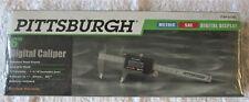 Pittsburgh 6 Digital Metric Caliper New In Box
