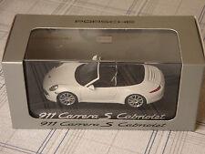 Porsche 911 Carrera S Cabriolet 1:43 Minichamps WAP 0200130C Driver's Selection