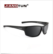Sport Sunglasses Polarized Men Women Driving Fishing Polaroid Black Frame Glasse