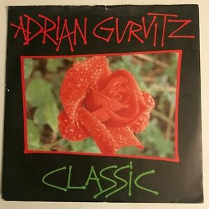 "Adrian Gurvitz- ""Classic""  7"" (1982) EX / ""Runaway"" / RAK 339 (RAK)  LOG8"