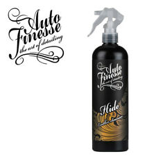 AUTO FINESSE HIDE CLEANSER 500ML SHOW CAR VAN GLYCERIN LEATHER CLEANER DETAILING