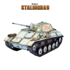 RUSSTAL052 Russian T-70M Light Tank - Winter Version by First Legion