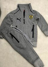 Boys Puma Tracksuit 6-12 years