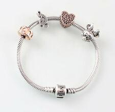 8425187 925er Silber Pandora Charms-Armband L18cm
