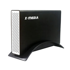 X-MEDIA 3.5-Inch USB 3.0 SATA Aluminum Hard Drive HDD External Enclosure Case