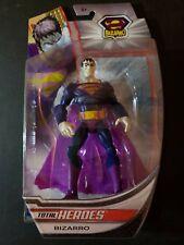 """DC Comics Total Heroes Bizarro 6"""" Action Figure Mattel"""