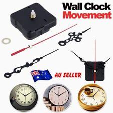 Mute Hands Quartz Clock Movement Mechanism Repair Tool Parts Kit DIY Set G4
